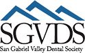 San Gabriel Valley Dental Society logo