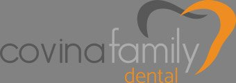 Covina Family Dental practice logo